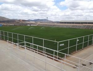 Estádio Mendonção Belo Jardim (Foto: Lula Moraes / GloboEsporte.com)