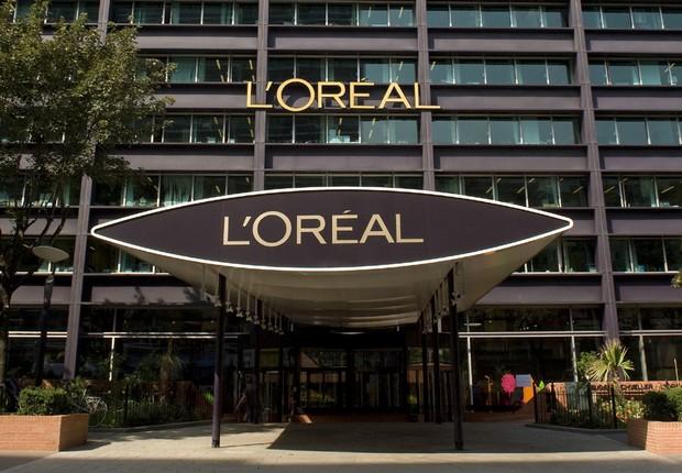 Sede da empresa de cosméticos L'Óreal em Clichy, na França (Foto: Divulgação)