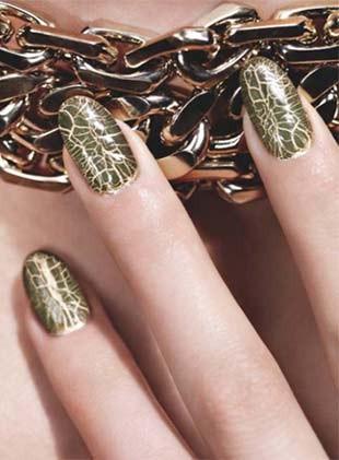 O efeito crocodilo da Dior (Foto: beleza)