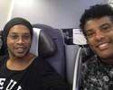 Partiu: Ronaldinho vai a Nova Orleans acompanhar o All-Star Game da NBA