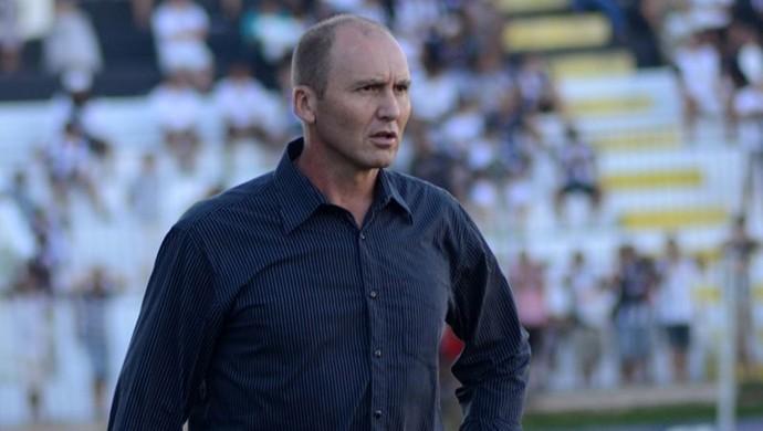 Gilmar Dal Pozzo - técnico do ABC (Foto: Frankie Marcone/Divulgação/ABC)