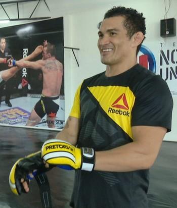 Francimar Bodão, lutador de MMA do Acre (Foto: Reprodução/Rede Amazônica Acre)