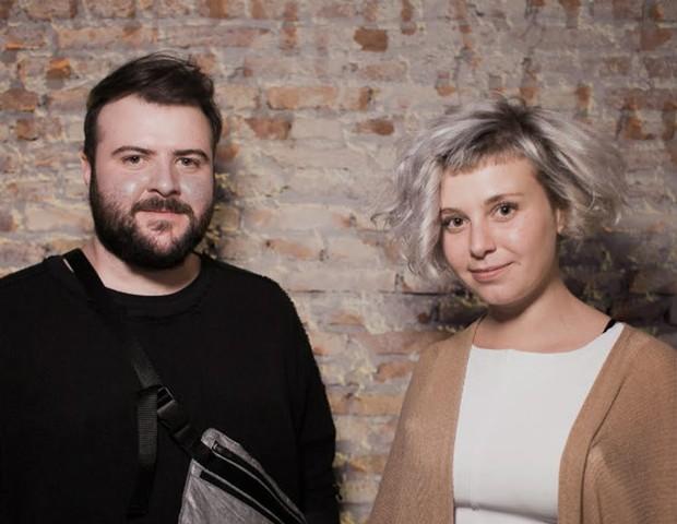 Igor Bastos e Deisi Witz, da Också (Foto: reprodução )