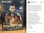 Em má fase no MMA, Pezão muda para o kickboxing e vai lutar o Glory 46