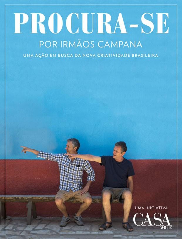 Irmãos Campana (Foto: Lucas Cuervo Moura)