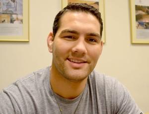 Chris Weidman MMA (Foto: Ivan Raupp)