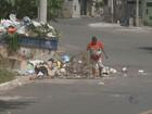 Rua da Vila Brandina, em Campinas, tem 'lixão improvisado' e até geladeira