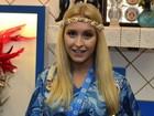 Carla Diaz sobre cabelo loiro: 'Está fazendo sucesso no carnaval'