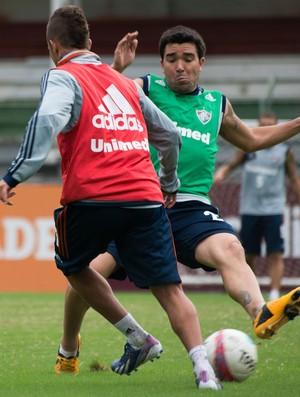 Deco Fluminense treino (Foto: Bruno Haddad / Flickr do Fluminense)