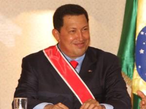 Relembre momentos da única visita de Hugo Chávez ao Maranhão (Foto: Biaman Prado/O Estado)