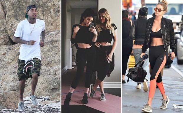 Adidas Yeezy (Foto: Reproduo Instagram / Grosby Group)