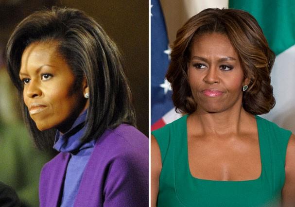 Recentemente, Michele Obama também engrossou as suas (Foto: Getty Images)