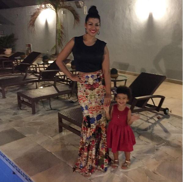 Mulher Moranguinho e Maria Victória (Foto: Reprodução/Instagram)