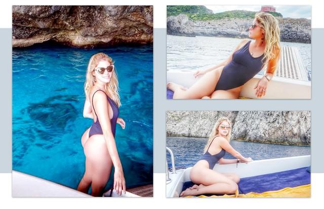 Bárbara Evans (Foto: Reprodução)