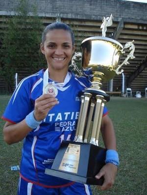 Cristina Lopes (Foto: Arquivo Pessoal)