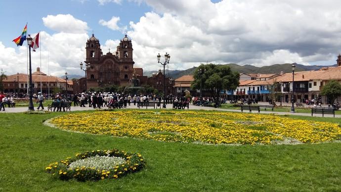 Cuzco, Peru (Foto: Arquivo pessoal)