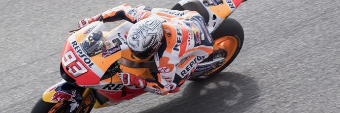Marc Marquez, MotoGP, treino qualificatório do GP da Argentina (Foto: Getty Images)