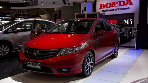 Honda City Special Edition (Foto: Fabio Aro/Autoesporte)