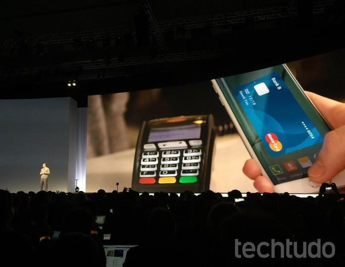 Samsung e Apple Pay podem chegar ao Brasil no próximo ano (Foto: Isadora Díaz/TechTudo)
