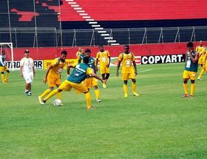 treino do vitória (Foto: Divulgação/Site oficial do EC Vitória)