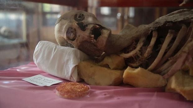 Guerra civil do Iêmen desintegra múmias de 2500 anos  (Foto: AFP)