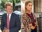 Príncipe Harry está saindo com a princesa da Grécia, diz revista