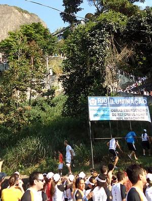 Corrida Vidigal de Braços Abertos 2012 (Foto: Bebel Clark / Globoesporte.com)
