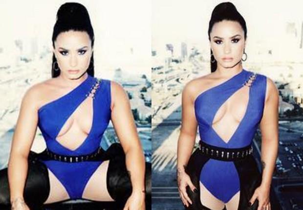 Demi Lovato (Foto: Reprodução/Instagram)