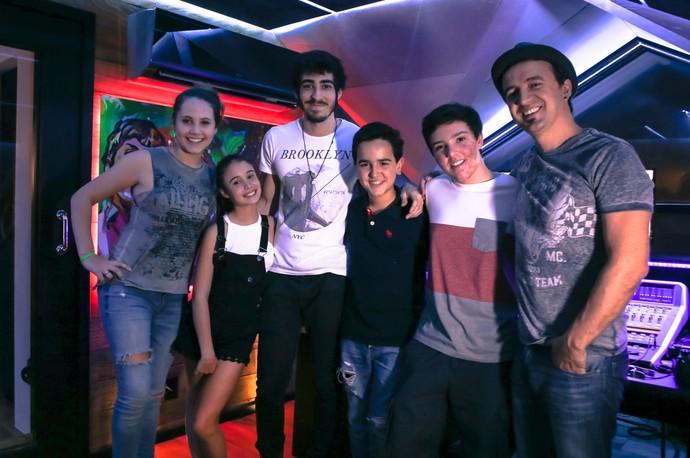 OutroEu lança clipe de 'O Que Você Sonhou' com ex-participantes do 'The Voice Kids' (Foto: Divulgação)