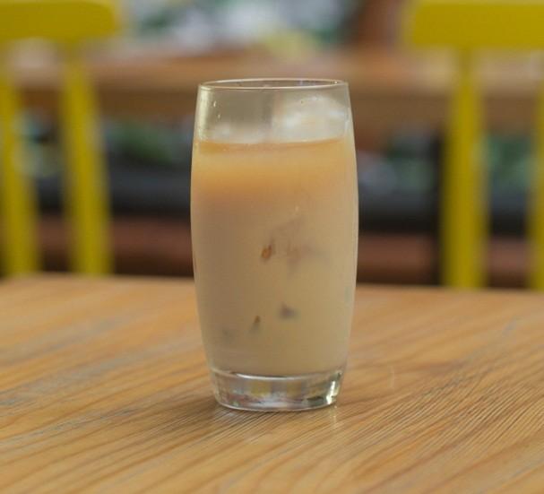 Amarula Chamomile Chai mistura Amarula com chá de camomila. Que tal? (Foto: Divulgação / Danilo Koshimizu)