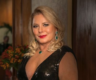 Vera Fischer em 'Malhação' | Sérgio Zális/TV Globo