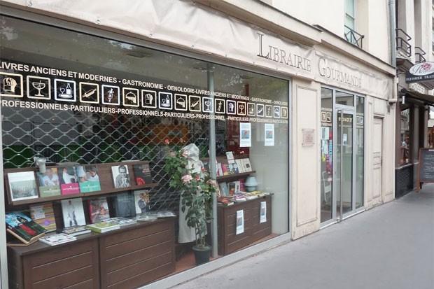 Librairie Gourmande (Foto: Divulgação)