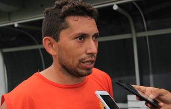 Para substituir Gil Baiano, Itabaiana contrata volante Eusébio, ex-Ceará