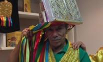 Patrimônio Vivo de Alagoas, Mestre Benon morre aos 79 anos em Maceió (Michelle Farias/G1)