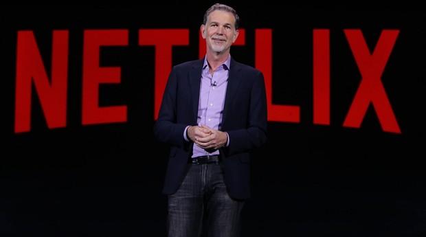 Reed Hastings, do Netflix (Foto: Divulgação)