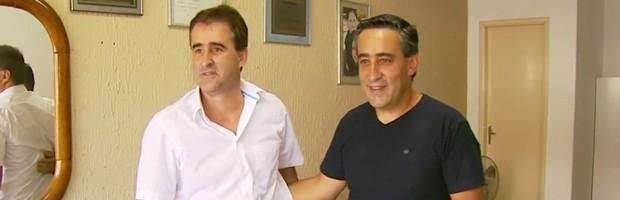 Irmãos são eleitos para a Câmara em Juruaia (Foto: Reprodução EPTV)