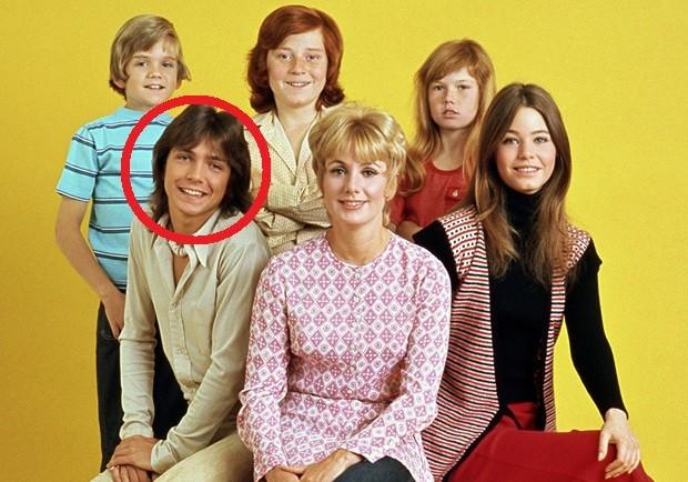 David Cassidy foi ídolo teen na série Família Dó Ré Mi (1970-1974) (Foto: Divulgação)