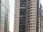 Apartamento pega fogo em Coqueiral de Itaparica, Vila Velha, ES