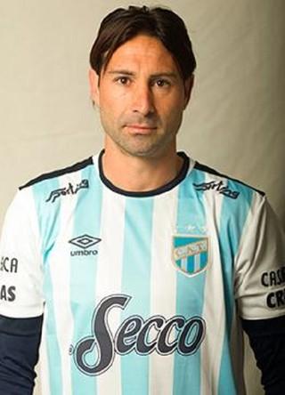 Cristian Lucchetti Atlético Tucumán (Foto: Site oficial Atlético Tucumán)