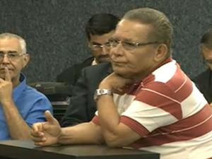 Zezito é a segunda testemunha a depor no segundo dia de julgamento no caso Bandeira. (Foto: Reprodução)