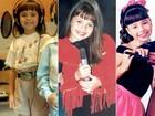 Feliz aniversário, Sandy! Veja a evolução do estilo da cantora, que completa 31 anos nesta terça, 28
