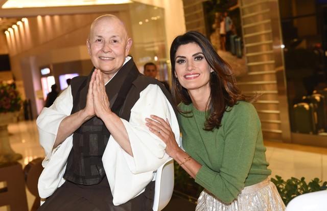Monja Coen e Isabella Fiorentino (Foto: Lú Prézia)