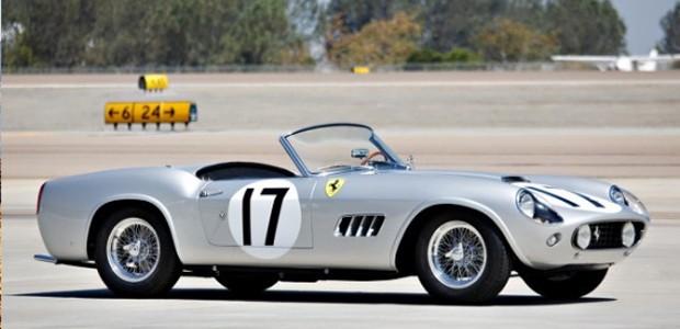 1959 Ferrari 250 GT LWB California Spider Competizione (Foto: Gooding & Company)