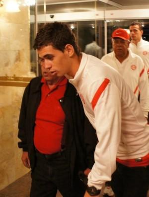 inter oscar strongest la paz bolívar libertadores (Foto: Diego Guichard / GLOBOESPORTE.COM)