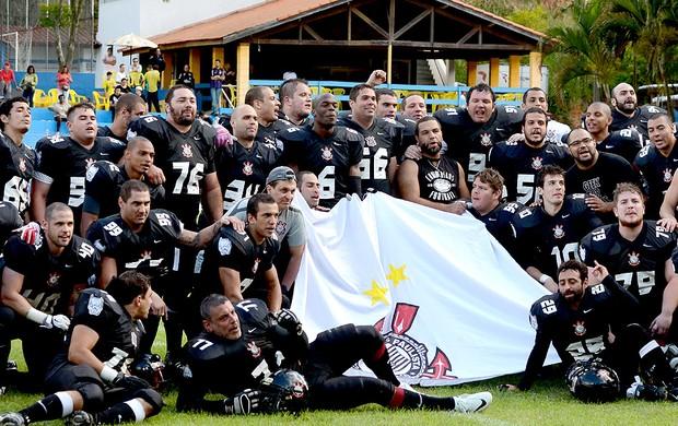 Alexandre Frota, Corinthians Steamrollers (Foto: Valdir Seriacopi)