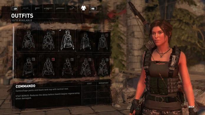 Você pode comprar a Commando dentro do jogo (Foto: Twinfinite)