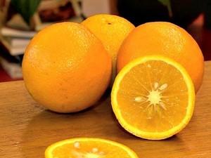 Até as cascas da laranja podem ser aproveitadas (Foto: Reprodução/RBS TV)