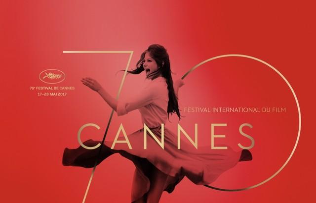Pôster do 70º Festival de Cannes (Foto: Divulgação)