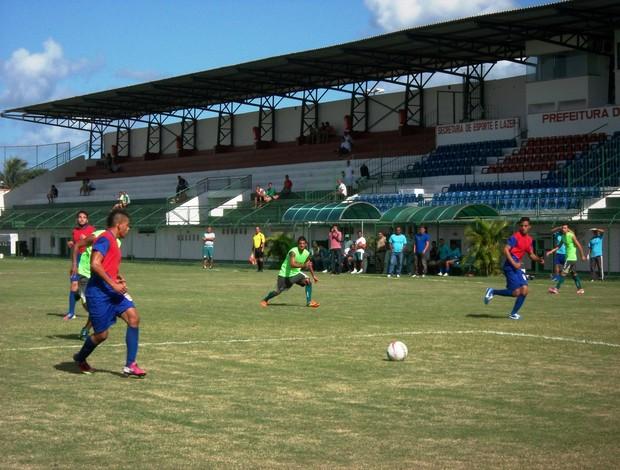Jogo-treino Cabofriense x Búzios (Foto: Andreia Maciel/Divulgação)