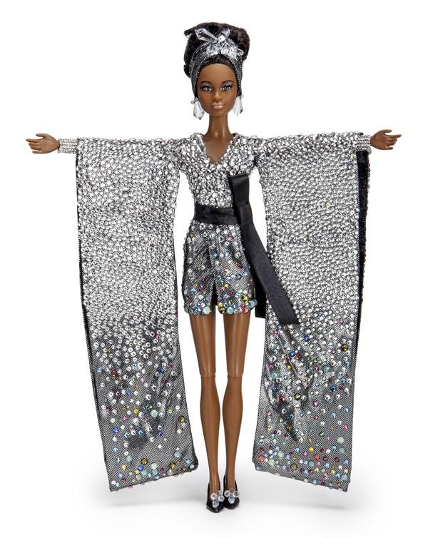 Barbie por Dudu Bertholini (Foto: Divulgação)